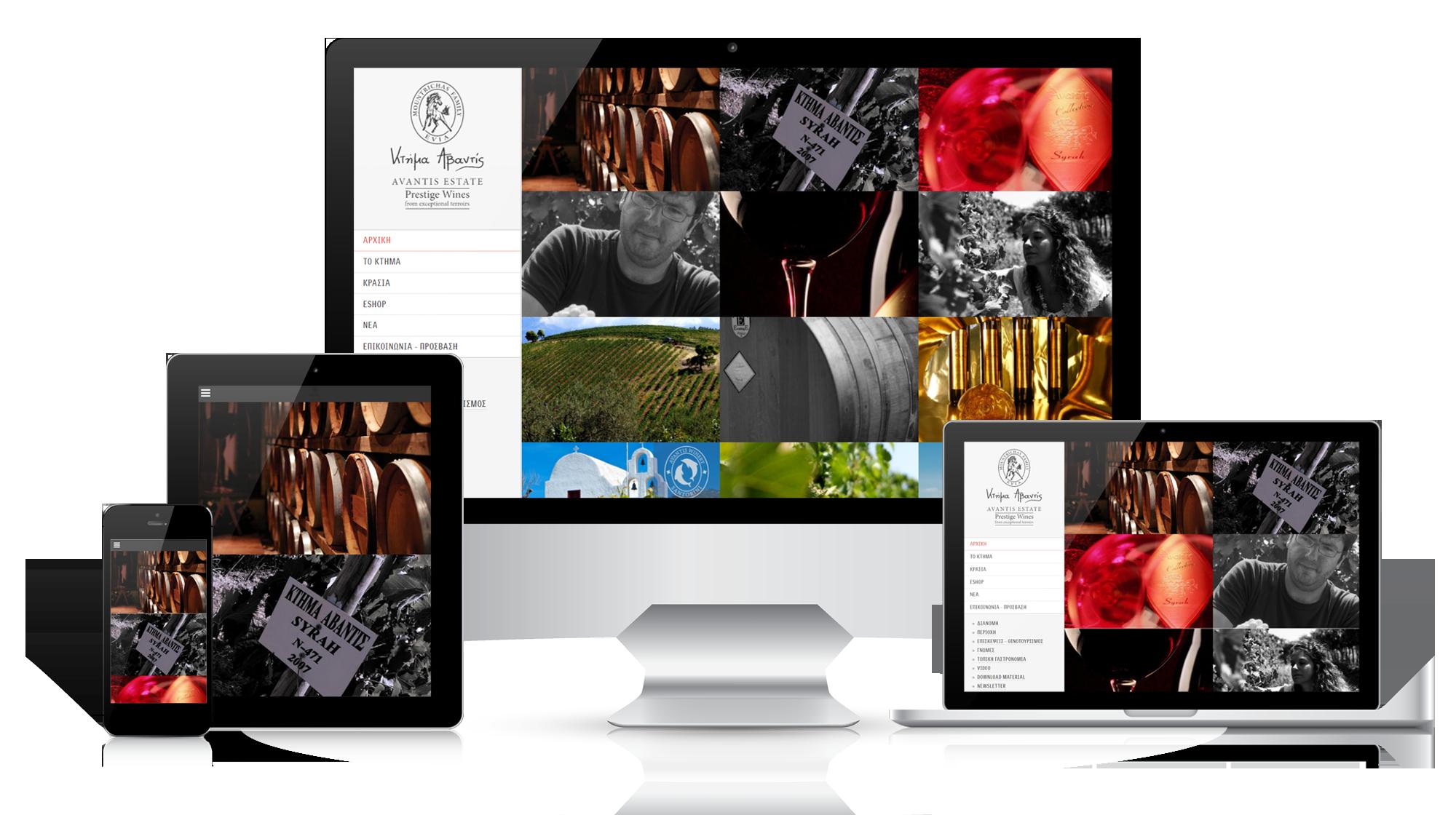 A3-DIGITAL-AVANTIS-WEBSITE