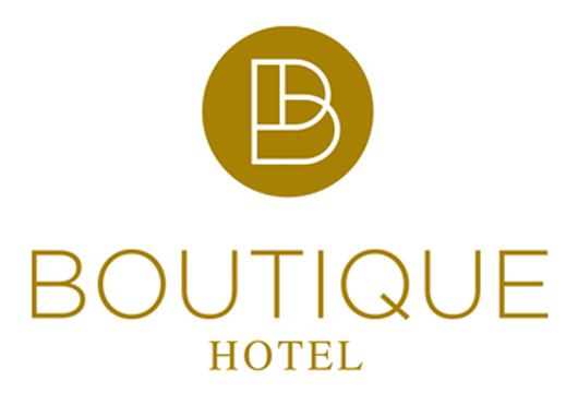 Boutique hotel logo
